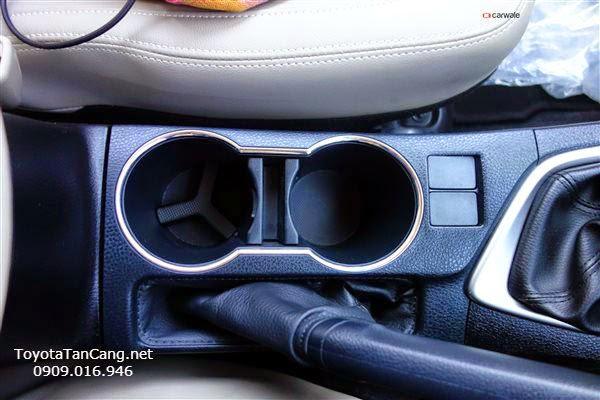 toyota corolla altis 2015 toyota tan cang 10 - Trải nghiệm Toyota Corolla Altis 2015: Tin cậy đến từng chi tiết - Muaxegiatot.vn