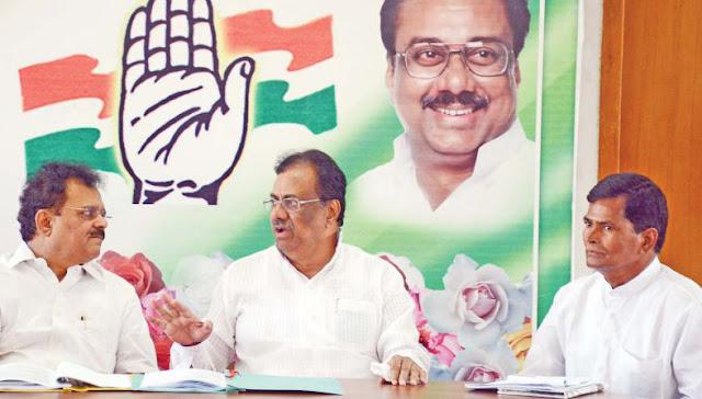 Tamil Nadu Congress Candidate List 2016