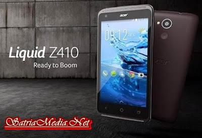 Spesifikasi Dan Harga Acer Liquid Z410