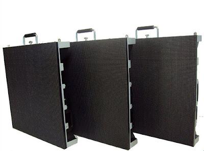 Lắp đặt màn hình led p2 cabinet nhập khẩu tại quận 11