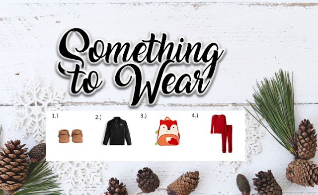 something to wear - christmas gift giude for kids