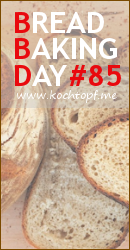 BBD #85 - Brote oder Brötchen mit getrockneten Früchten / bread or buns/rolls with dried fruits (Last day of subimisson January 1, 2017)