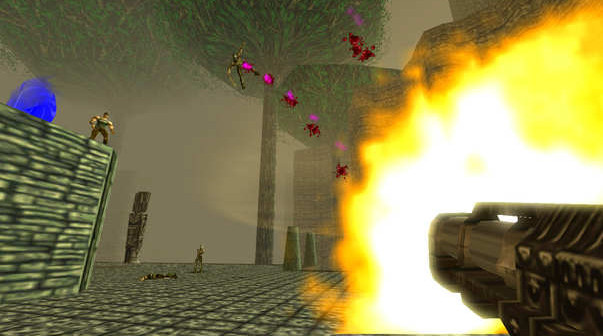 Turok Remastered Review