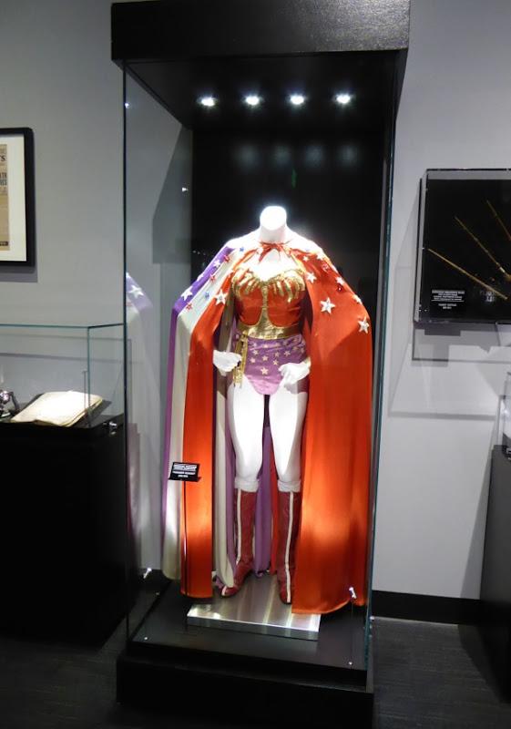 Lynda Carter Wonder Woman TV costume