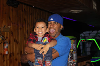 the strong bound between family, my little nephews birthday