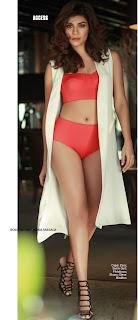 sexy archana vijaya in transparent gown bra and panties