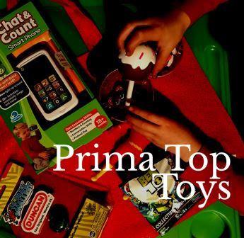 Prima Top Toys poster