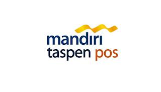 Lowongan Kerja PT Bank Mandiri Taspen Pos