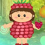 G4K Strawberry Girl Escape