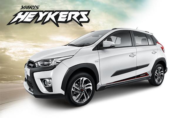 Ukuran Velg All New Yaris Trd Grand Avanza Review Indonesia Spesifikasi Lengkap Toyota Heykers Nasmoco
