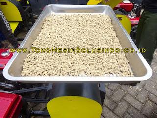 cara mudah membuat pellet pakan ternak