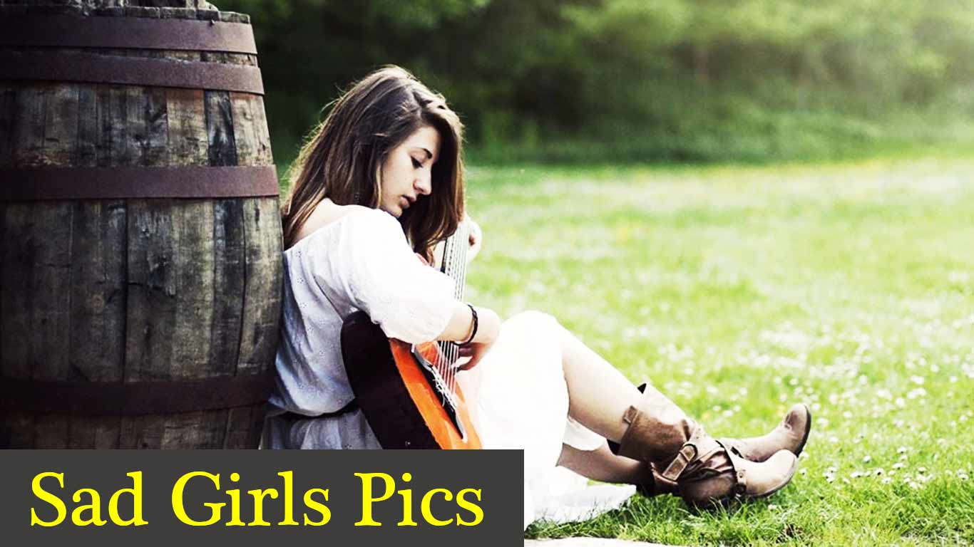 Sad Girl Pic For WhatsApp DP