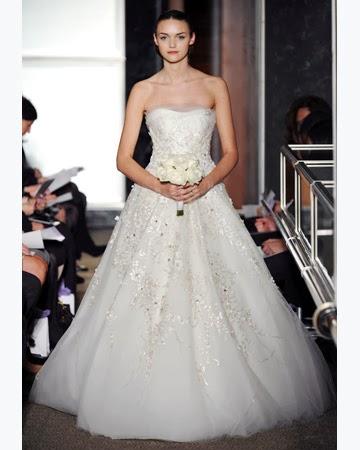 Distinct Wedding Dresses for Different Seasons