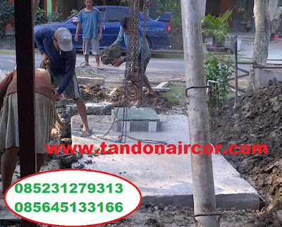 tandon air beton surabaya