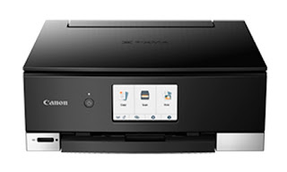 this propelled across the board printer includes a dash of bird with its polish computer programme to  Canon PIXMA TS8270 Drivers Download And Review