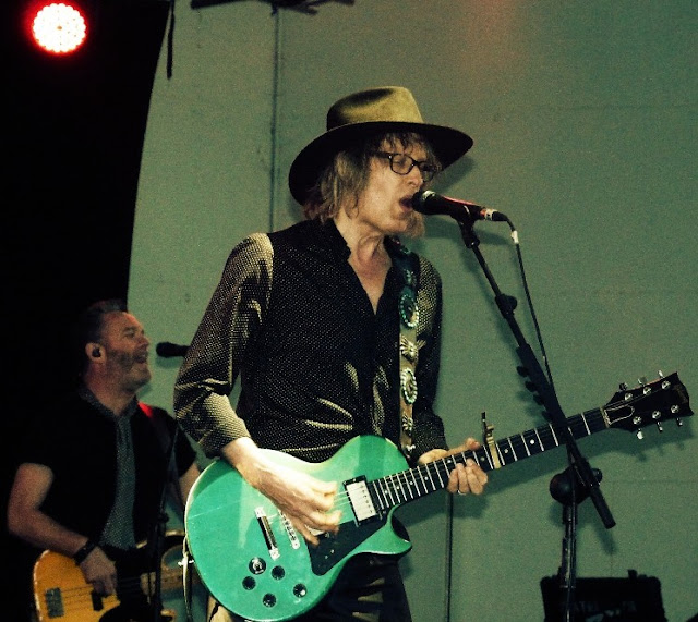 Con The Waterboys - Crónica concierto Auditorio Burjassot (València) (27-6-2019) 1