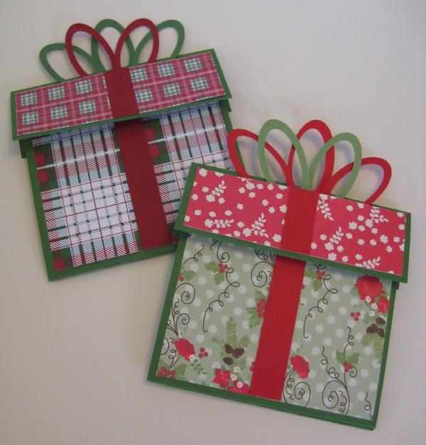 Diy Christmas Gift Card Holder: Great Minds Ink Alike: Christmas Gift Card Holders