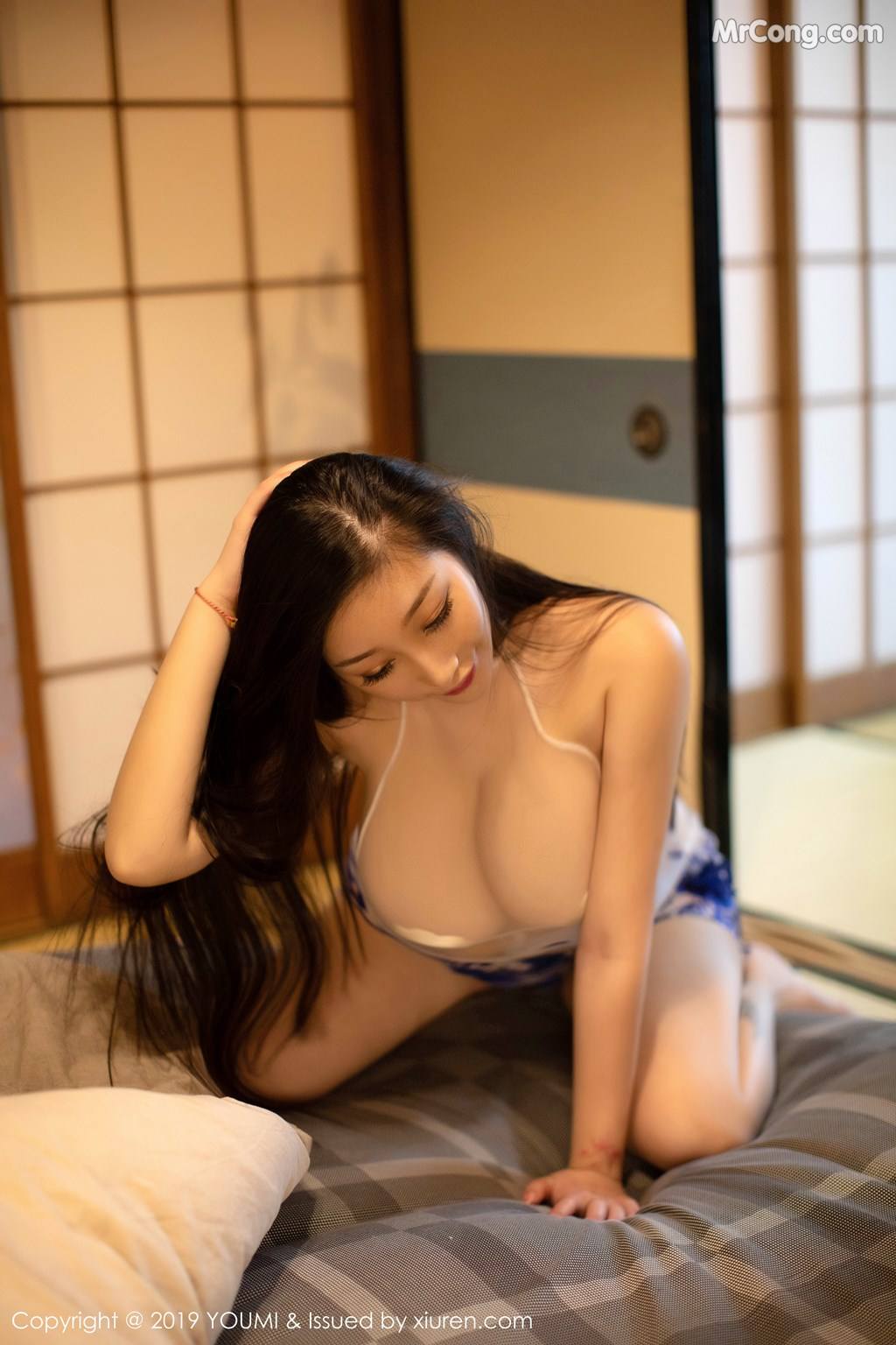 Image YouMi-Vol.294-Daji-Toxic-MrCong.com-005 in post YouMi Vol.294: Daji_Toxic (妲己_Toxic) (45 ảnh)
