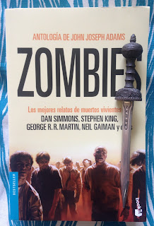 Portada del libro Zombies, de varios autores