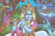 History of the Origin of the God of Krishna, The Story of Mahabaratha