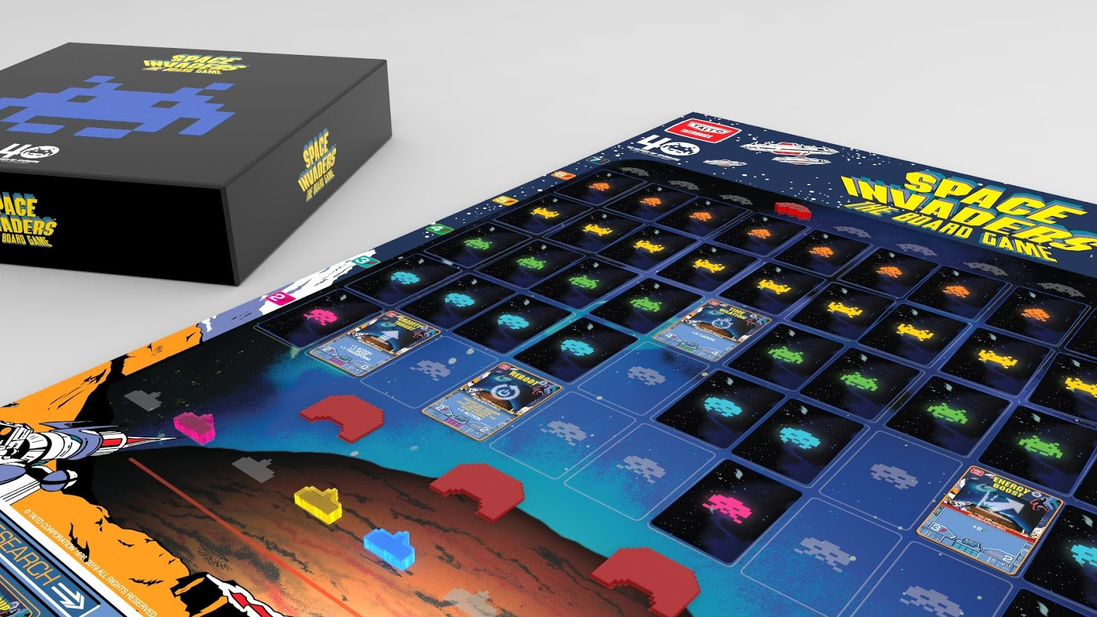 Kickstarter Highlights SPACE INVADERS 40th Anniversary