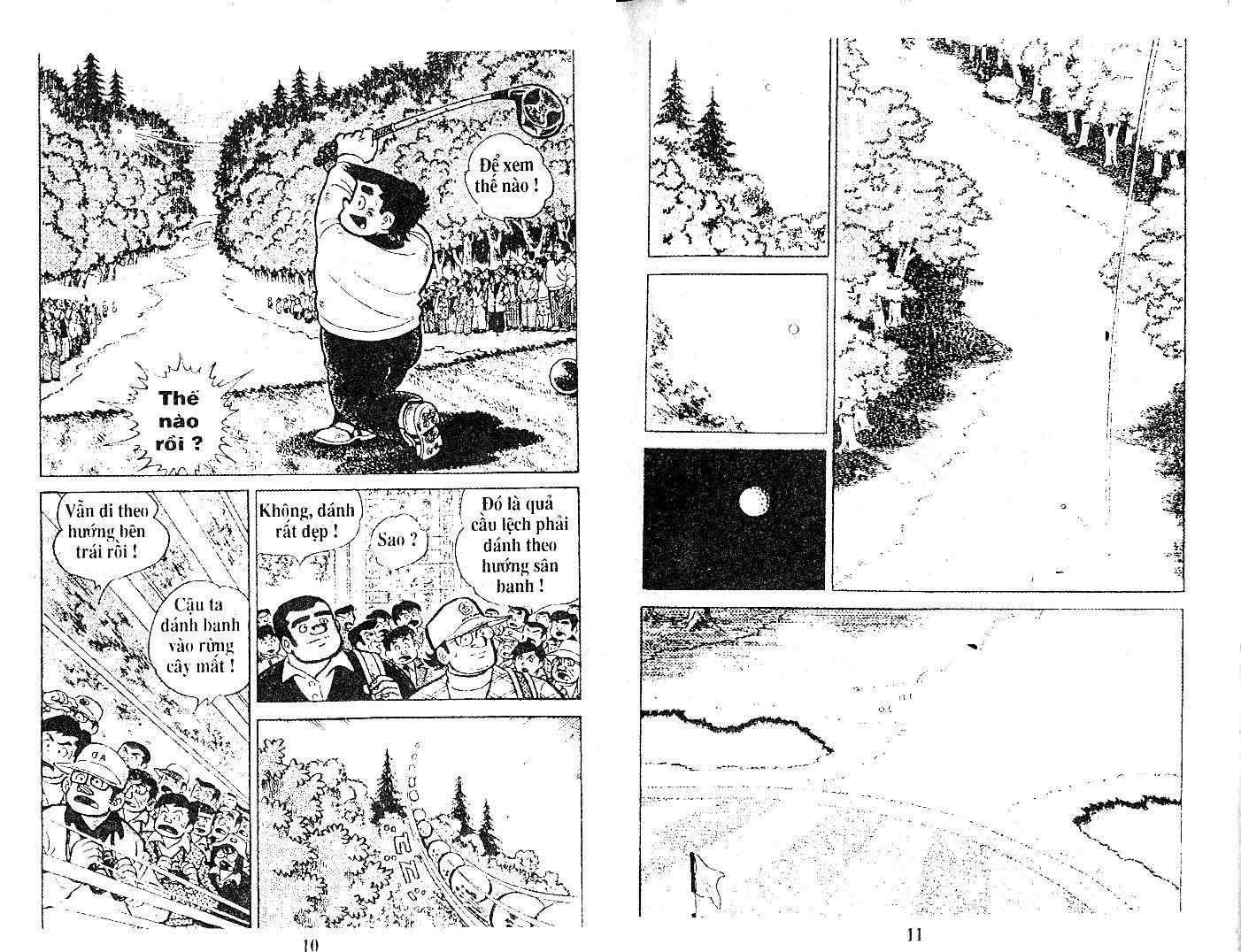 Ashita Tenki ni Naare chapter 18 trang 3