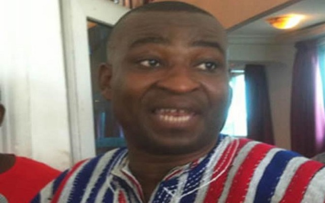 NPP's Chairman Wuntumi Arrested