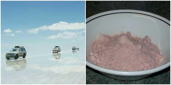 حقائق عن الملح