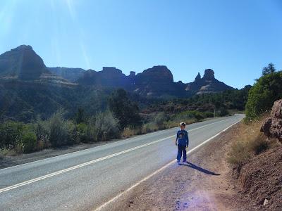 Road Trip to Sedona Arizona