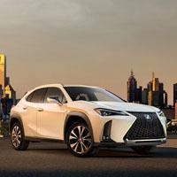 Lexus UX Modelini Tanıtacak