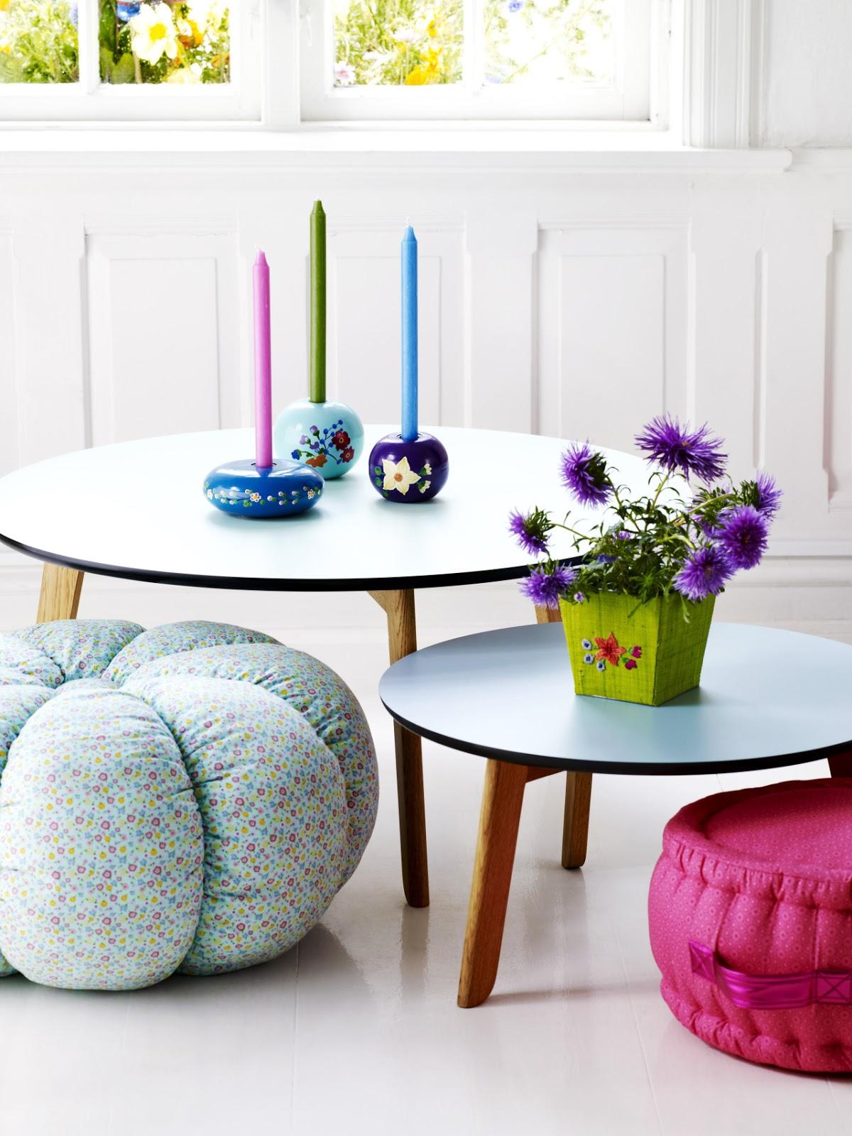 Home & garden: 50 idées pour mettre des poufs dans sa déco