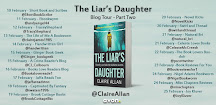 The Liars Daughter Blog Tour