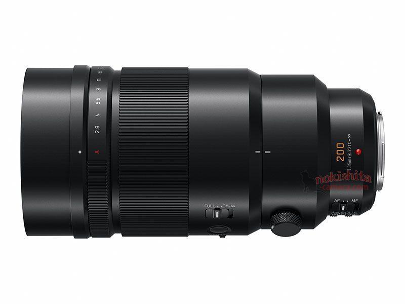 Panasonic Leica DG Elmarit 200mm f/2.8