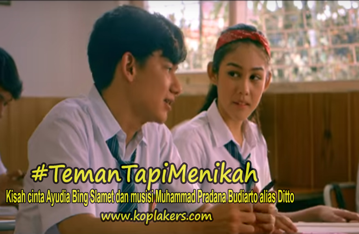 Nonton Film #temantapimenikah full movie