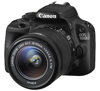 EOS 100D / Rebel SL1 Digital SLR Camera