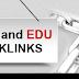 Mendapat Backlink Berkwalitas Tinggi Dari Situs Edu dan Gov