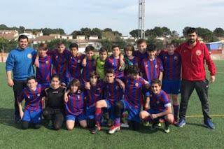 FC L'Escala 2003: Infantil A (Temp. 2016-17)