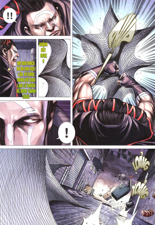 Đại Quân Phiệt chap 9 trang 29