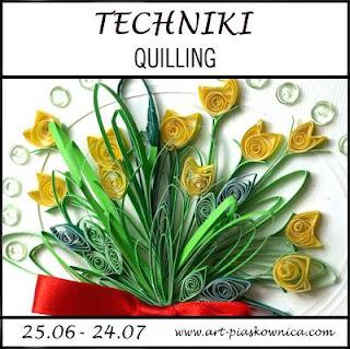TECHNIKI - quilling