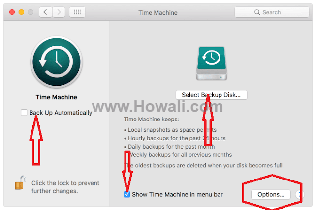 Backup Mac to External Hard Drive Using Time Machine
