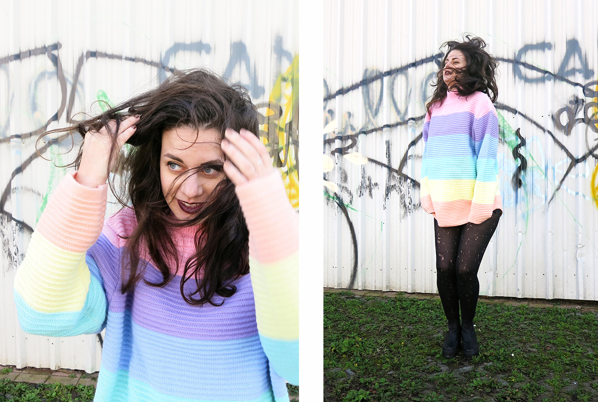 The Frost UNIF jumper