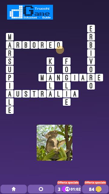Soluzioni One Clue Crossword livello 7 schemi 10 (Cruciverba illustrato)  | Parole e foto