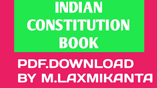 Indian Polity by Laxmikant – Polity Book Download PDF Indian Polity by M Laxmikanth 5th Edition Latest PDF