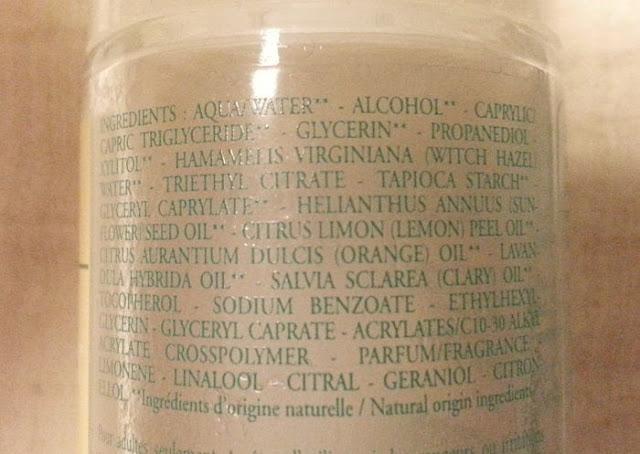 Loccitane-desodorante-aromacologia-frescor-ingredientes