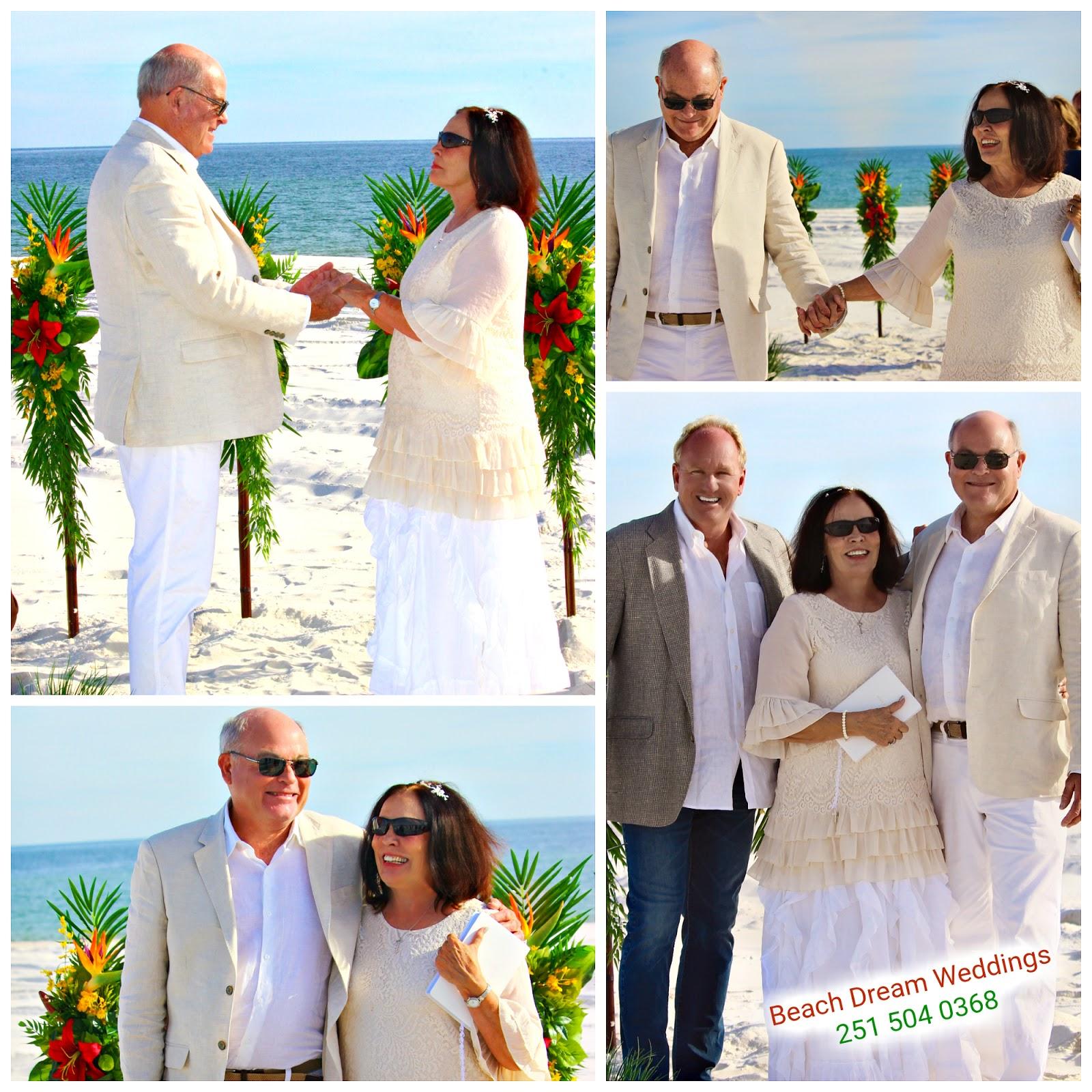 Beach Dream Wedding Of Fred Renee Jones Married On 11 17 2018