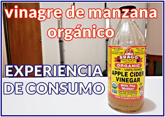 Vinagre de manzana orgánico: beneficios para la salud tomándolo todos los días