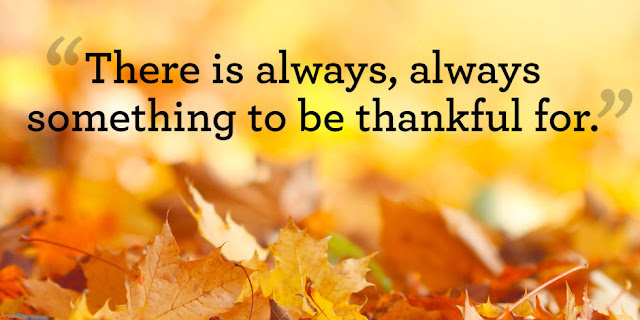 Happy Thanksgiving Wishes to Everyone