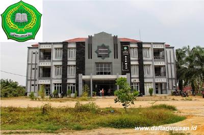 Daftar Fakultas dan Program Studi IAIN Zawiyah Cot Kala Langsa