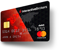 MasterCard Débito Interactive Brokers