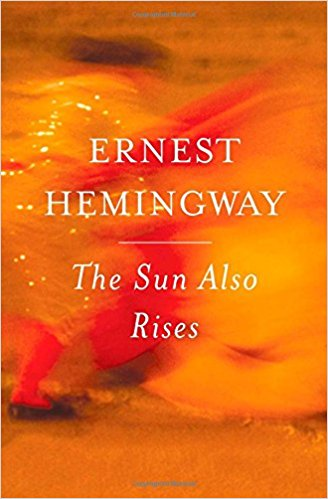 a comparison of the good earth by pearl buck and the sun also rises by ernest hemingway I would like a list of books that you have read and enjoyed good earth, the -- pearl buck grapes of wrath sun also rises, the -- ernest hemingway.